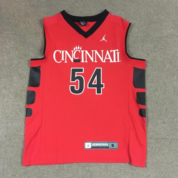 huge selection of b1be4 bc860 Jordan Jason Maxiell Cincinnati Bearcats Jersey
